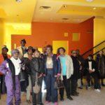 Seniors inside Magnolia 2