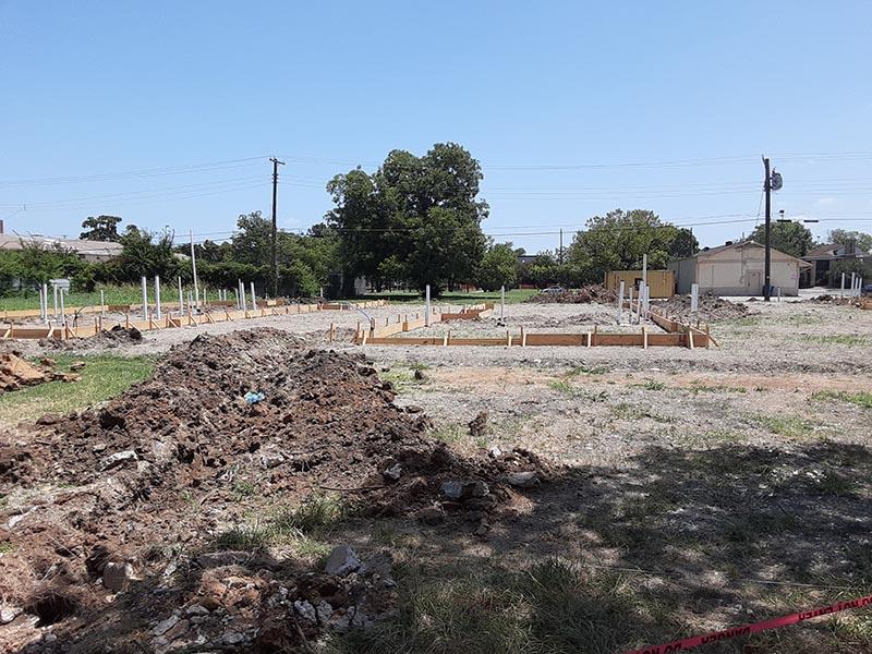 Fair Park Estates New Construction